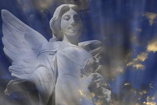 Los ángel de la guarda pueden manifestarse en sueños