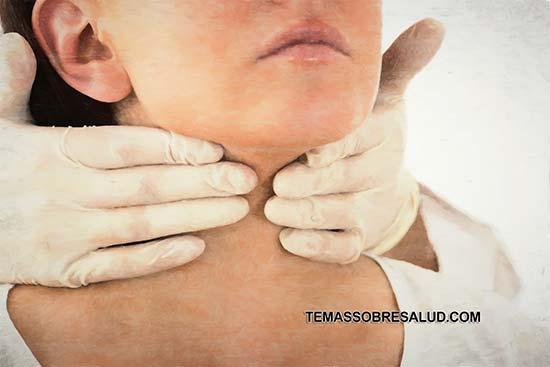 síntomas del trastorno de la tiroides - Enfermedad de Graves
