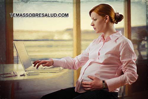 Cambios en los niveles de las hormonas impiden el Período Durante el Embarazo
