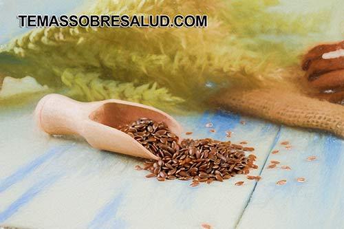 ¿Cuál es el efecto sobre las hormonas de las semillas de linaza? - Omega 3