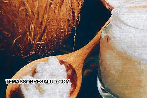 aceite de coco - Los aceites esenciales pueden potenciar el tratamiento de la tiroides