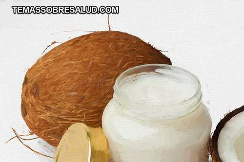 El aceite de coco puede estimular la tiroides hasta el punto de aumentar la producción de hormonas tiroideas