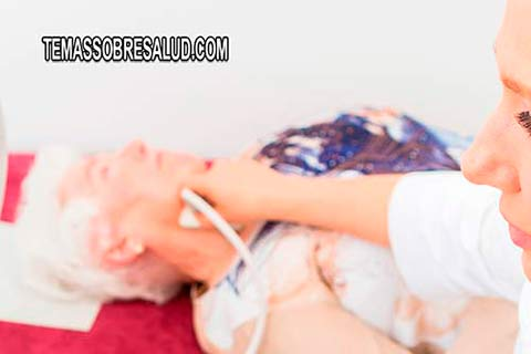 síntomas del trastorno de la tiroides - yodo