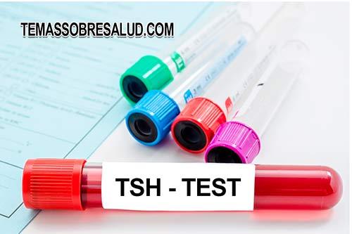 Anticuerpos tiroideos Valores elevados de la TSH pueden ser causados por déficit de nutrientes importantes para la producción de hormona tiroidea