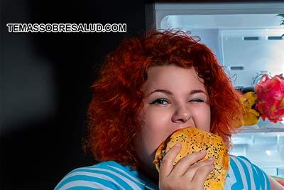 Dominancia del estrógeno - obesidad