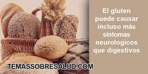 Síntomas de intolerancia al gluten - Ansiedad y migrañas