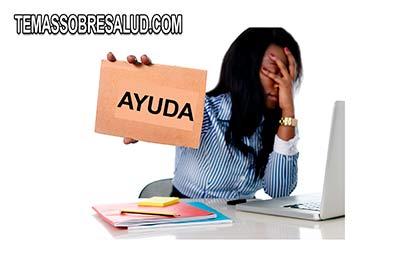 el estrés crónico cause problemas de salud