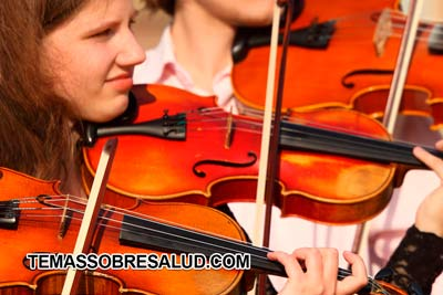 música afecta al cerebro - Alzheimer