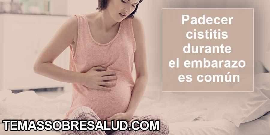 infección de vejiga durante el embarazo agua