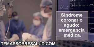 Síntomas del infarto de miocardio sin elevación del segemento ST