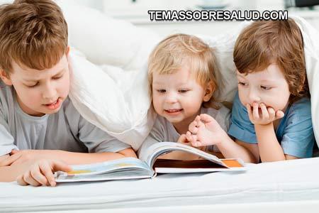 Beneficios de la lectura sueño