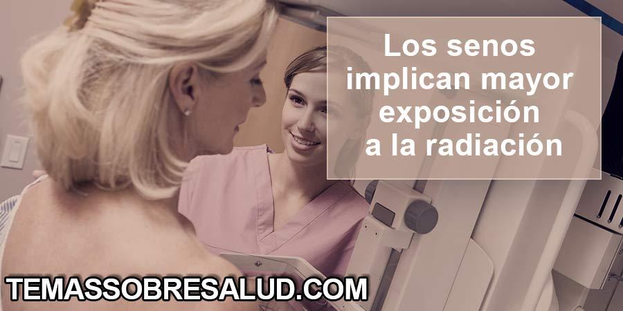 mamografías regularmente para detectar el cáncer de mama en mujeres