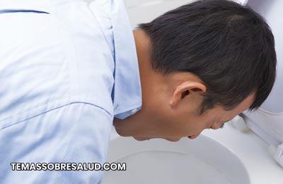 síntomas del vaciamiento gástrico retardado