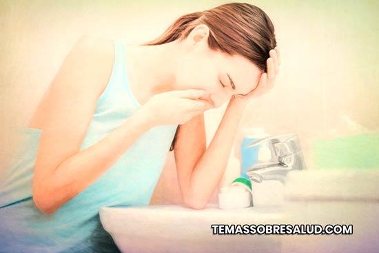 Varias patologías y condiciones se manifiestan con náuseas y vómitos