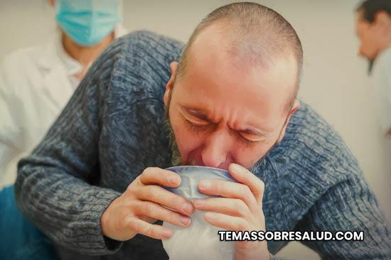 Los vómitos son un acto reflejo del cual se vale el organismo para expulsar sustancias dañinas