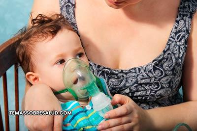 El esputo se acumula en los bronquios, sin poder salir. Lo que desencadena el desarrollo de la bronquitis obstructiva.