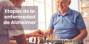 7 etapas de la enfermedad de Alzheimer – ¿Cómo ayudar al paciente?