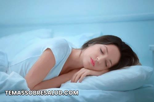 Dormir permite producir suficiente melatonina