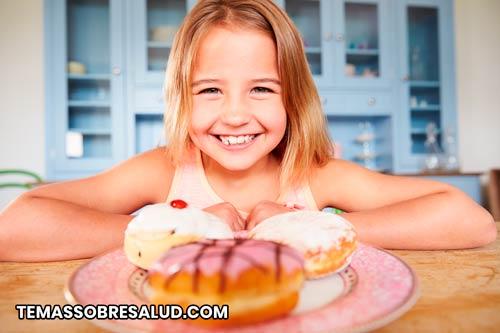 Prevenir la Diabetes infantil - dosis fija de insulinas intermedias y de acción rápida