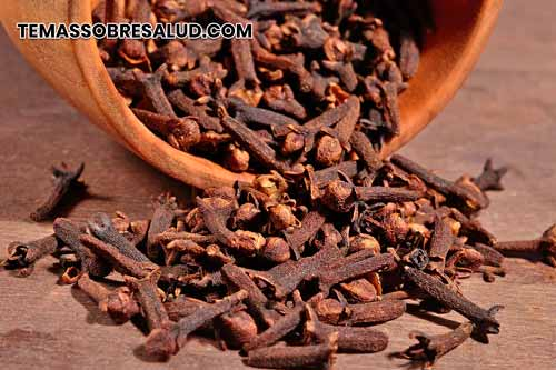 Especias - El clavo de olor tiene un efecto beneficioso en la digestión