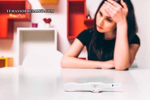 Fase lútea - El aumento de la hormona LH es lo que miden las pruebas de ovulación.