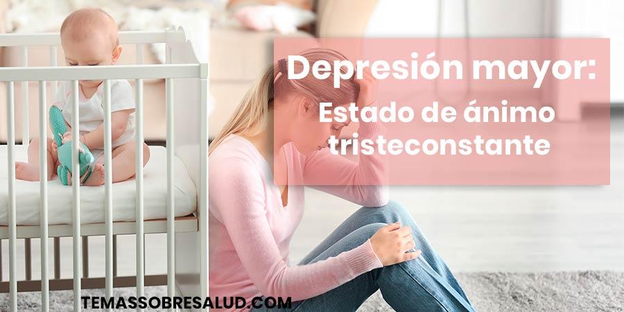 Los síntomas de la depresión pueden causar pensamientos suicidas o de muerte
