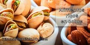 La toxicidad por cobre afecta a la salud general