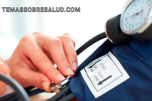Hipotensión y problemas endocrinos
