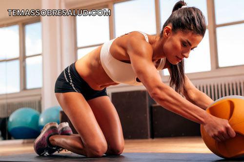 Mastalgia y actividad física intensa van de la mano