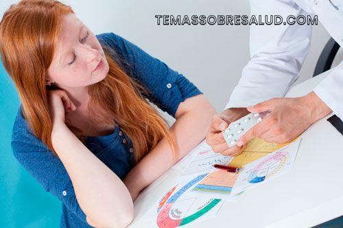 Cómo afecta el control de la natalidad a la tiroides