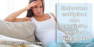 Niveles bajos de progesterona y embarazo ectópico