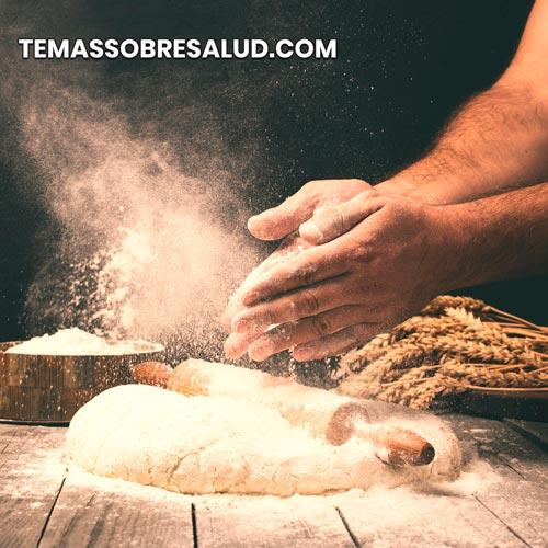 Afectan negativamente al bocio tóxico difuso los productos elaborados con harina