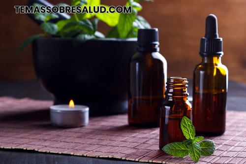 aceite de esencial menta y dolor de garganta