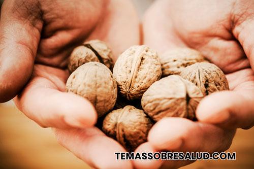 Nueces potencian la salud del cerebro