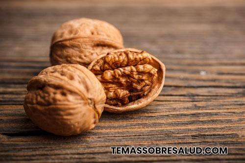 Beneficios de las nueces para la salud - minerales