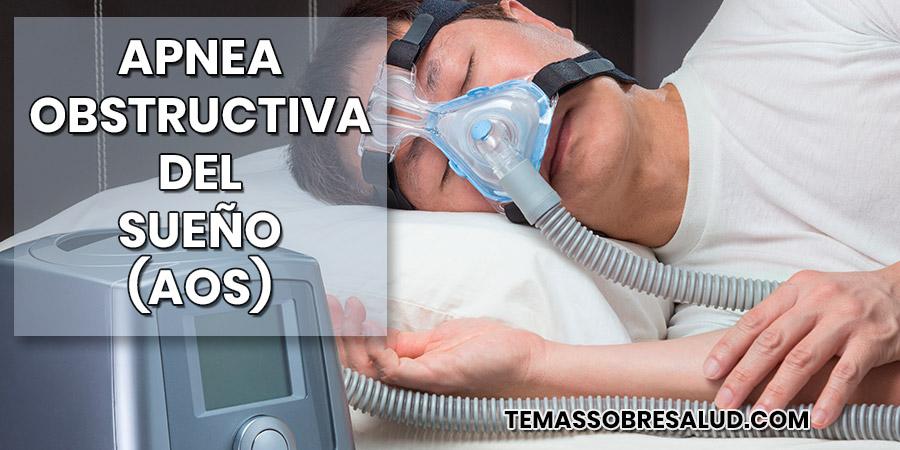 Apnea obstructiva del sueño - tratamiento