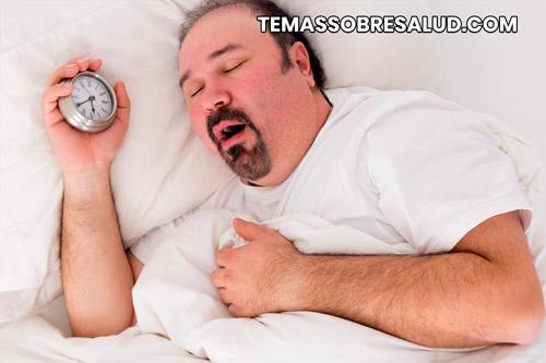 déficit de sueño