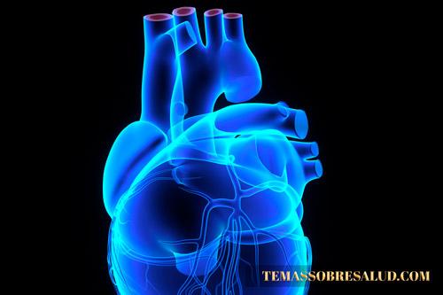 Aneurisma del ventrículo izquierdo del corazón