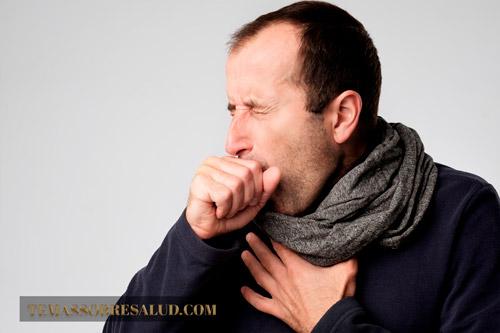 inflamación crónica de las vías respiratorias