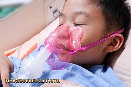 Asma Bronquitis aguda neumonía tos Influenza resfriado común