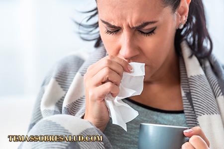 Bronquitis aguda Influenza  resfriado común asma